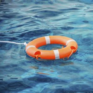 Rettungsring für Notfälle